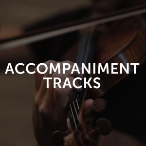 Accompaniment Tracks